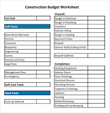 renovations budget template construction budget templates franklinfire co