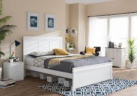 White Bed 12 Affordable Beds Under 500