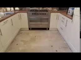 Bathroom Floor Pennies Kitchen Flooring Done With Pennies Youtube