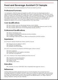 Resume For Assistant Manager F B Manager Resume Sle 28 Images Assistant City Manager Resume