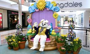 Easter Decorations For Shopping Malls by Commercial Property Seasonal Holiday Decor Shopping Centers