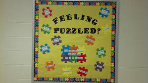 setting up the office b boards and displays savvy school counselor