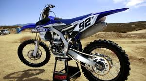 motocross dirt bike 2017 yamaha yz450 dirt bike magazine youtube