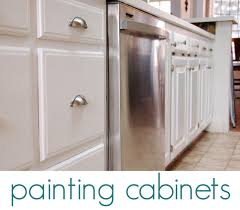 Take The Side Street Kitchen Cabinets The Paint The Application - Enamel kitchen cabinets