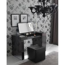 Black Vanity Table Vanity Table Bedroom Vanity Set Make Up Vanity Stool Free Shipping