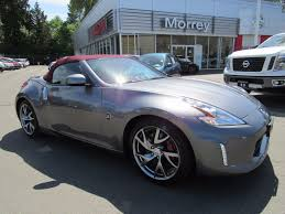 2016 nissan 370z convertible 2016 nissan 370z touring roadster sport bordeaux top at for sale