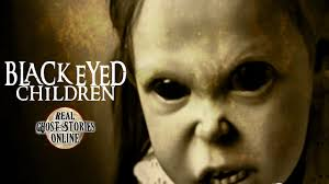 3 horrific real stories of black eyed children