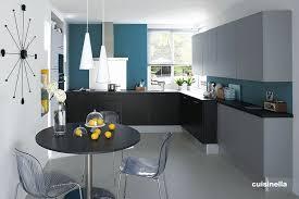 cuisine bleu petrole cuisine bleu petrole beau best cuisine blanche mur bleu canard