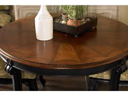Drexel Heritage Dining Room Table Ronde Round Table - Drexel heritage dining room set