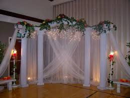 best 25 wedding columns ideas on wedding pillars