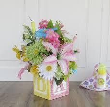 Baby Shower Flower Centerpieces Baby Shower Flower Arrangements Sheilahight Decorations