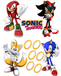 Mario Bros Wall Stickers Sonic The Hedgehog Giant Wall Decals Hedgehogs Wall Decals And Boys