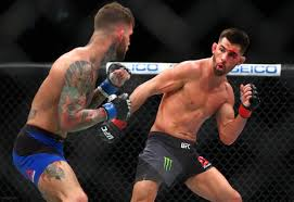 cody garbrandt vs dominick cruz full fight video highlights