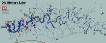 cumberland river map directions to anchor high marina from nashville and gallatin