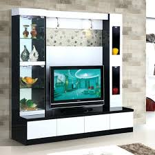 armoire tv stand armoire wall units stands cool black and white