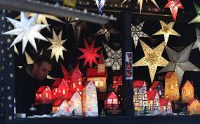 Traditional German Christmas Decorations German Christmas Markets Are A Beauty To Behold The New Indian