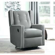 Espresso Rocking Chair Nursery Nursery Chair And Ottoman Modern Glider For Nursery Glider Nursery