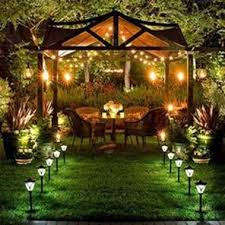 50 rustic garden light landscaping ideas decomg