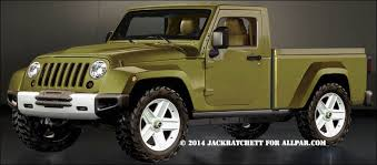 jeep brute single cab news is this the jeep pickup