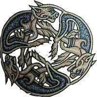 images celtic animal tattoos
