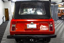 jeep commando custom pre owned 1974 jeep commando orange