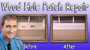How To Replace A Window Sill Interior How To Repair A Hole Or Damage On A Piece Of Window Sill Or Trim