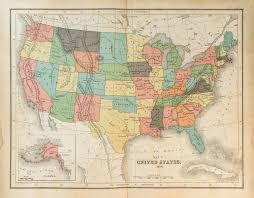 The 50 States Map by Trade Secrets Laws And The Utsa U2013 A 50 State And Federal Law