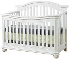 White Convertible Cribs Sorelle Vista Elite 4 In 1 Convertible Crib White For Baby 3