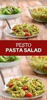 easy pesto pasta salad onion rings u0026 things