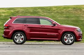 maroon jeep 2017 2014 jeep grand cherokee srt first test photo u0026 image gallery