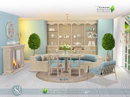simcredible u0027s coastal dining room