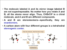 stereochemistry isomers are different compounds презентация онлайн