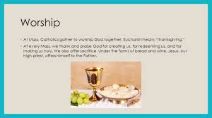 why is the eucharist wonderful eucharist the eucharist a