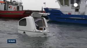 amphibious rv amphibious caravan is the new luxury camping youtube