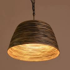 Bamboo Ceiling Light Thailand Type Bamboo Pendant L South East Asia Style Restaurant