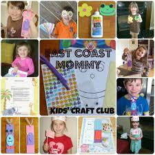 east coast mommy ecm kids u0027 craft club 4 month membership