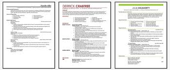 Resume Templates Live Career Live Career Resumes The Best Resume
