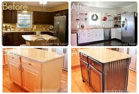 Adding Beadboard To Kitchen Cabinets Updating Kitchen Cabinets With Molding Roselawnlutheran