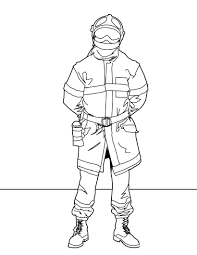firefighter coloring pages for kids jpg 820 1060 police rcmp