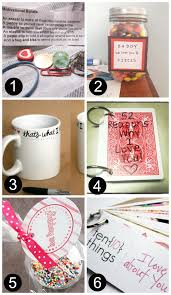 Handmade Gifts For Him Ideas - 50 just because gift ideas for him