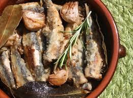 cuisiner les sardines mon péché mignon les sardines à l escabèche gourmicom