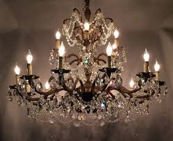 Real Candle Chandelier Chandeliers Farm Chandelier Chandelier Therese