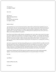 proper purpose of a cover letter letter format writing unique