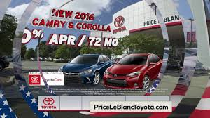 lexus dealership baton rouge price leblanc toyota memorial day baton rouge youtube