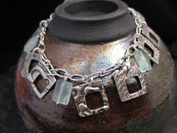 unique charm unique charm style metal clay bracelet metal clay bracelets