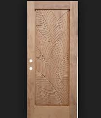 Wooden Door Design Interior Single Panel Interior Wood Doors Design Interior Home Decor