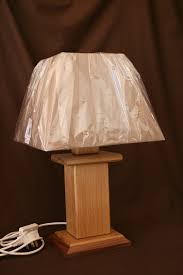 Oak Table Lamp Solid Oak Lamp Table Lamp Table Solid Oak Lamp Table Square