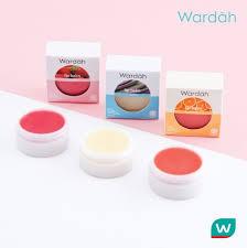 Wardah Lip Balm wardah make up series