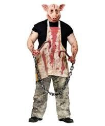 Zombie Chef Halloween Costume Goremet Chef Size Scary Halloween Costume