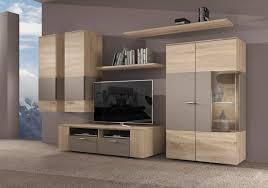 Wohnzimmerschrank Rot Wohnwände Für Ihr Wohnzimmer H U0026c Möbel
